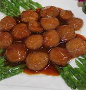 烤肉季 玉竹蹄黄